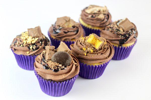 Cadburys Chocolate Cupcake Selection Box